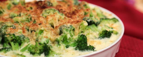 Bagt broccoli